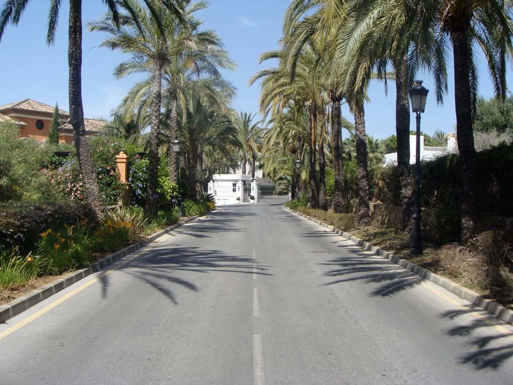 Urbanización en Marbella