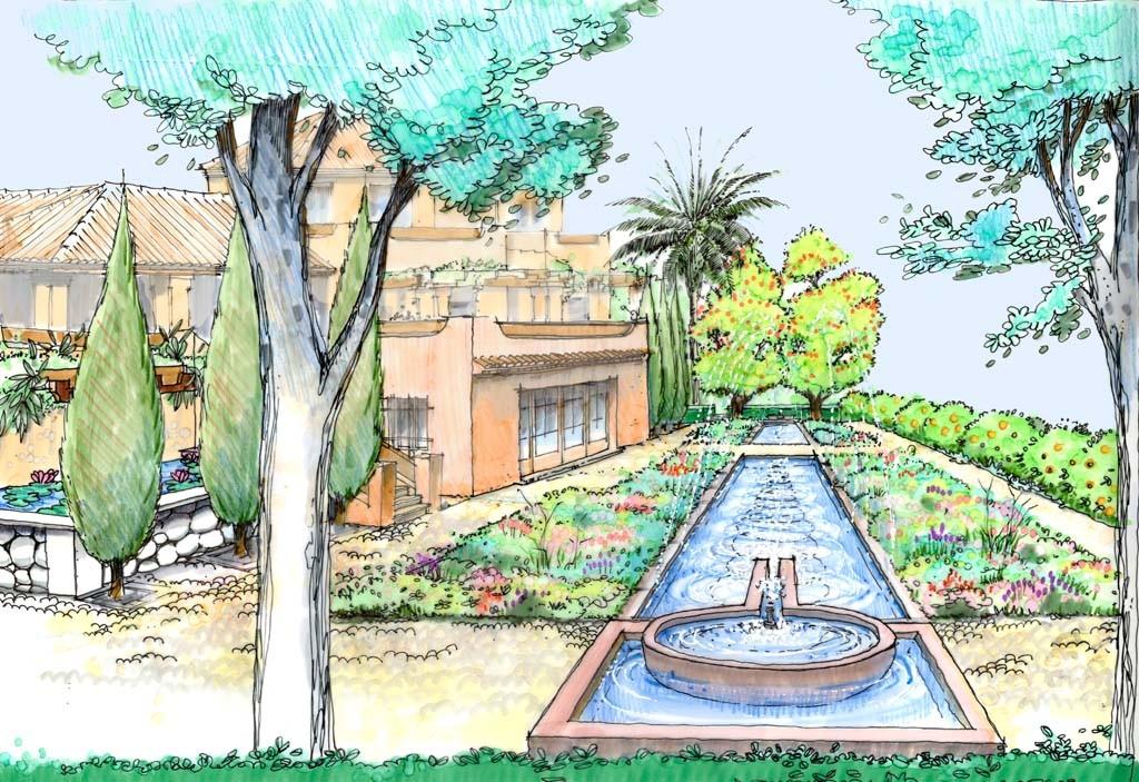 Jardín Persa